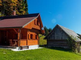 Počitniška hiša Pokrovec, Bohinj