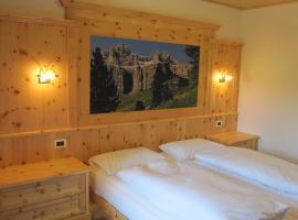 Hotel Borest, Colfosco