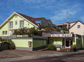 Hotel Alte Post, Kehl