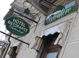 Hotel Belvedere, Torino