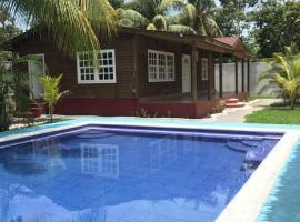 Casa Abue, Puerto San José