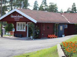 Leksand Strand Camping och Resort, Leksand