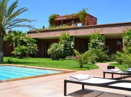 Villa Jade, Marrakech