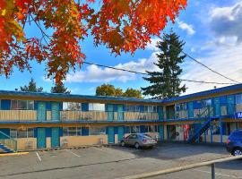 Diplomat Motel, Nanaimo