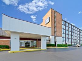 Americas Best Value Inn - Baltimore, Baltimore