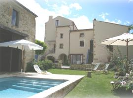 Le Clos Margot, Saint-Maurice