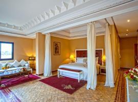 Hotel Palais Jena & Spa, El Harkat