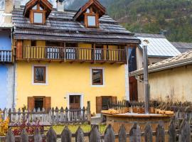 Maison Amalka, Montgenèvre