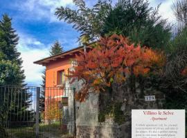 Villino Le Selve, Monzuno