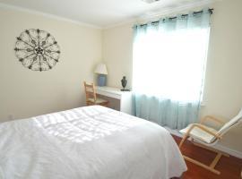[3F] Cozy Queen Bedroom with Private Bath near SFO, South San Francisco