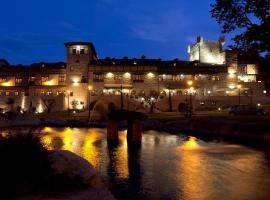Hotel Termal Abadia de Los Templarios, La Alberca