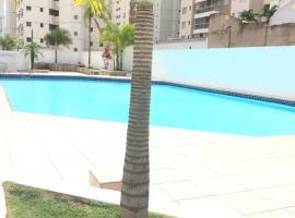 Apartamento 2/4, Goiânia
