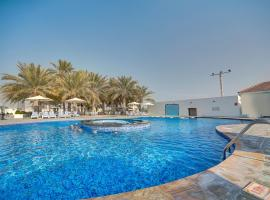 Royal Residence Resort, Umm Al Quwain