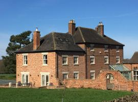 Greensnips Farm Bed & Breakfast, Stafford