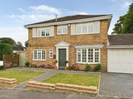 Perfect family house in Wimbledon, London