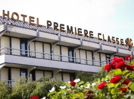 Première Classe Valence Sud, Valence