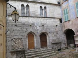 Palais du Jagr Mage, Peille