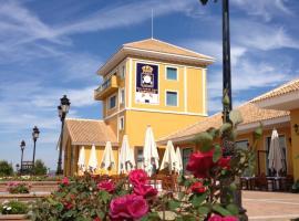 坎波阿莫高爾夫酒店, 坎波阿莫