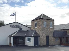 Bowfield Hotel & Country Club, Howwood