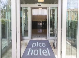 Hotel Pico, Mirandola