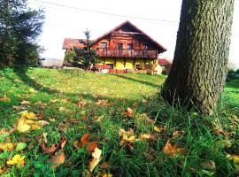 Apartments Slunovrat, Hroznětín