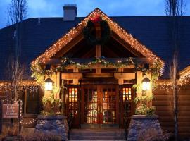 Mountain Lake Lodge, Bigfork