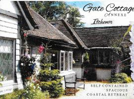 The Gate Cottage, Itchenor
