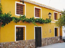 Casas Don Ignacio, Caravaca de la Cruz