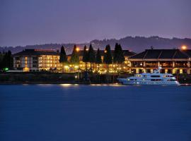 Red Lion Hotel on the River Jantzen Beach Portland
