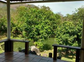 Sitio São Jerônimo, Cachoeiras de Macacu