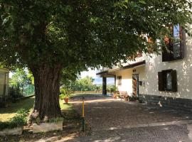 La casa di nonna Bruna, Muggia
