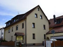 Pension Seibold, Nürnberg