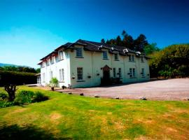 Mackinnon House and Archie's B&B, Kyleakin