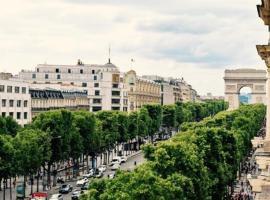 Apartment Avenue des Champs-Élysées