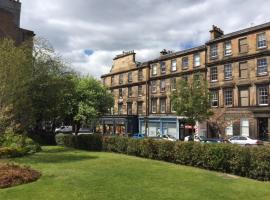 Lutton Place Apartment, Edynburg