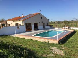 Villa entre Mer et Montagne, Ponteilla