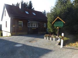 Haus am Waldesrand, Tanne