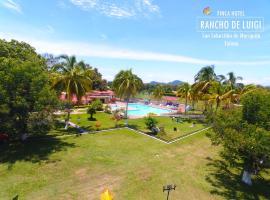 Finca Hotel El Rancho de Luigi, Mariquita