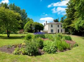 The Old Rectory Bed and Breakfast, Ludlow