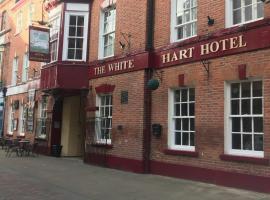 The White Hart Hotel, Gainsborough