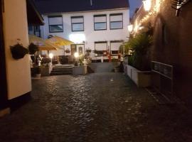 het binnenhof, Sint Geertruid