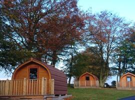 Drumshademuir Caravan & Camping Park, Glamis
