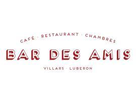 Bar des Amis, Villars