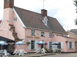 Sorrel Horse Inn, Ipswich