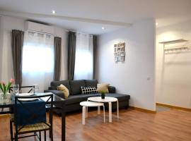 Renovated good flat. Near Barcelona, Santa Coloma de Gramanet