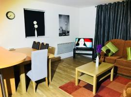 Oldbury Town Centre Apartment, Oldbury