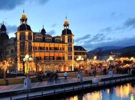 Falkensteiner Schlosshotel Velden – The Leading Hotels of the World, Velden am Wörther See