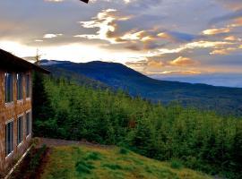 Wood Mountain Lodge, Courtenay