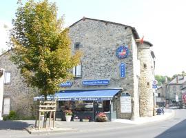 Hôtel Restaurant du Pont-Vieux, Saint-Flour