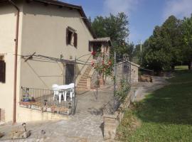 La casetta dei Gelsi, Civitella d'Agliano